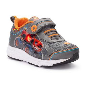 Blaze and the Monster Machines Toddler Boys' Light-Up Shoes