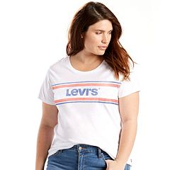Plus Size Levi's Perfect Tee