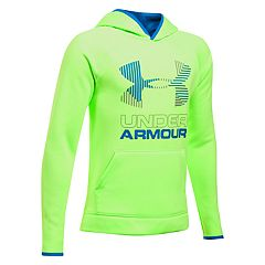 Boys 8-20 Under Armour Fleece Pull-Over Hoodie