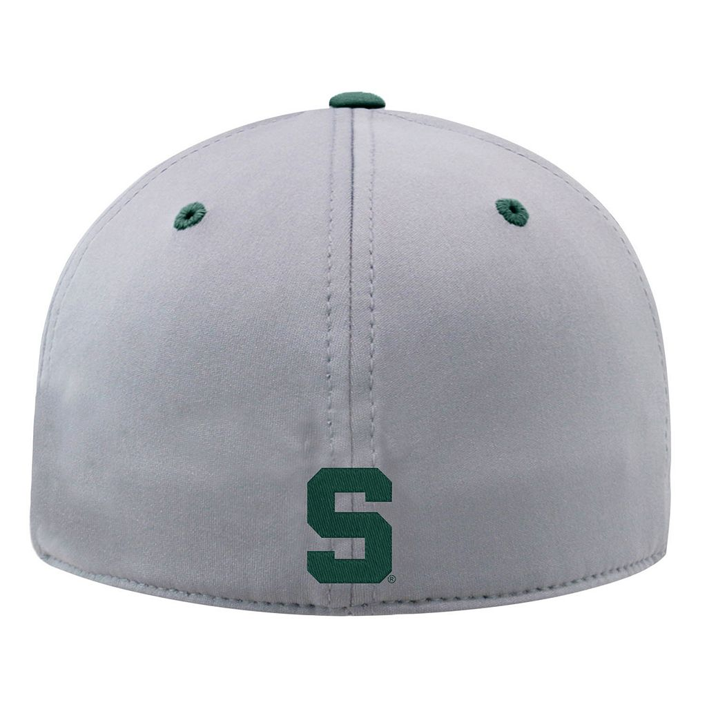 Adult Michigan State Spartans Steam Performance Adjustable Cap
