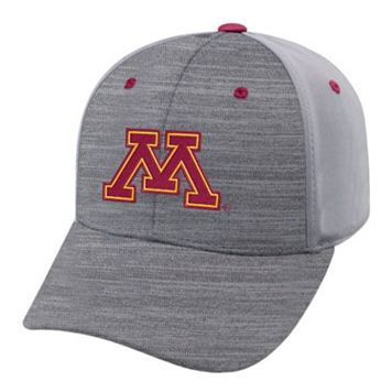 Adult Minnesota Golden Gophers Steam Performance Adjustable Cap