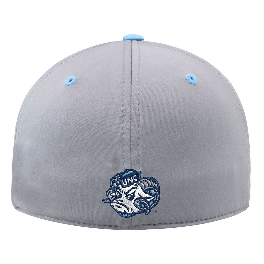 Adult North Carolina Tar Heels Steam Performance Adjustable Cap