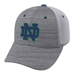 Adult Notre Dame Fighting Irish Steam Performance Adjustable Cap
