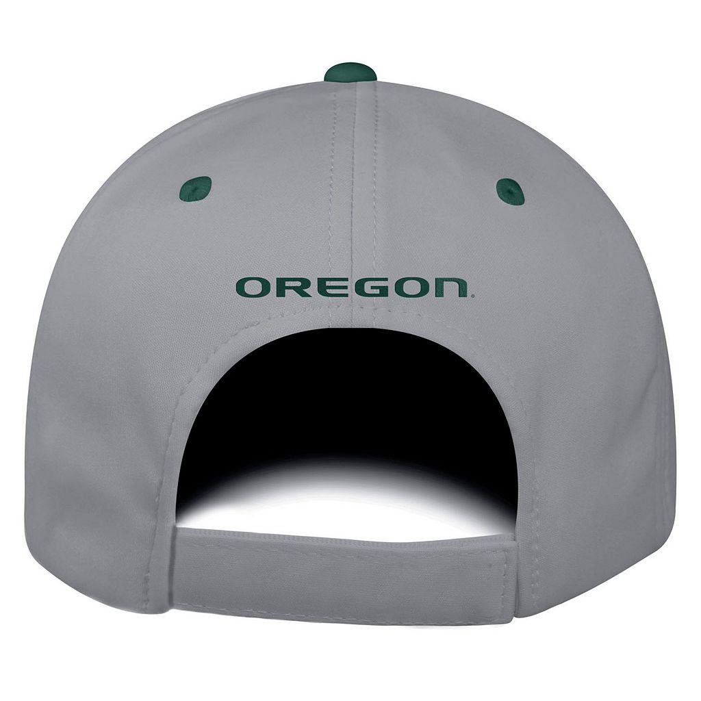 Adult Oregon Ducks Steam Performance Adjustable Cap