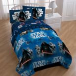 Star Wars: Episode VII The Force Awakens 4 pc Twin Bedding Set