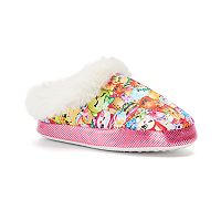 Shopkins Girls' Slippers