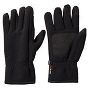 Men's Heat Last Textured Fleece Gloves