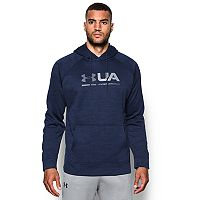Men's Under Armour Tonal Twist Storm Fleece Hoodie
