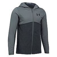 Boys 8-20 Under Armour Phenom Full-Zip Hoodie