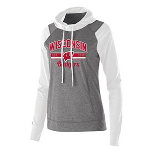 Women's Wisconsin Badgers Echo Hoodie