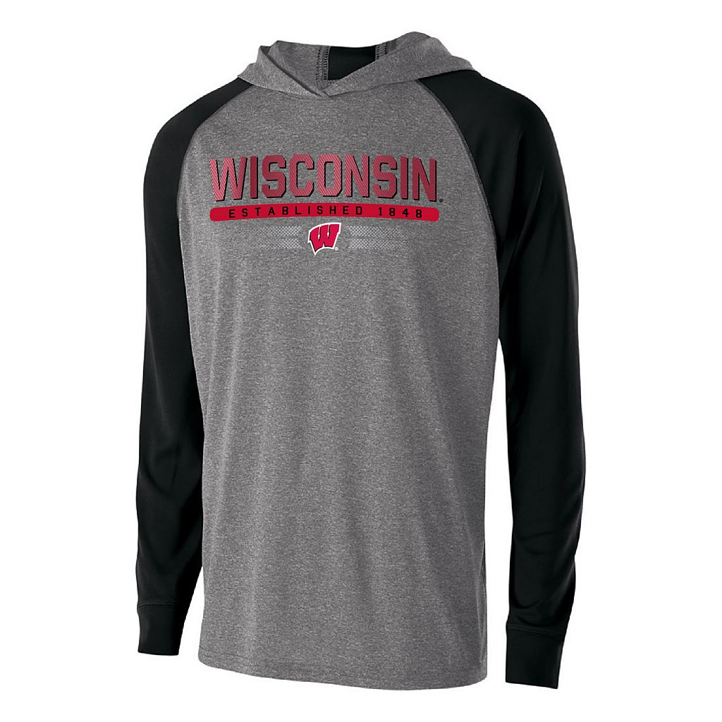 Men's Wisconsin Badgers Echo Hoodie