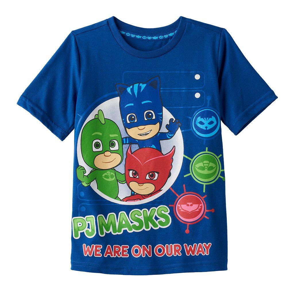 Toddler Boy PJ Masks
