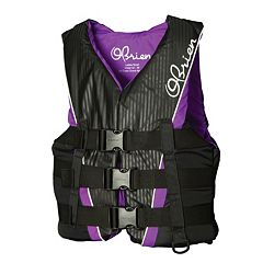 O'Brien Women's 3-Belt Pro Nylon Series Life Vest