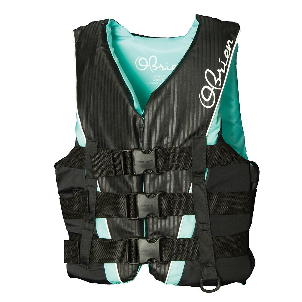 Women's O'Brien 3-Belt Pro Nylon Series Life Vest