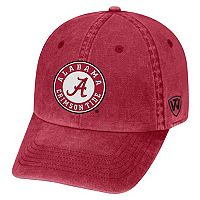 Adult Alabama Crimson Tide Fun Park Vintage Adjustable Cap