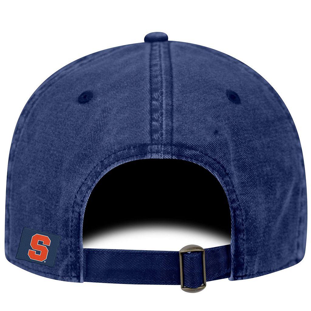 Adult Syracuse Orange Fun Park Vintage Adjustable Cap