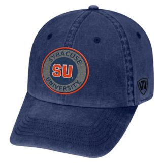 Adult Syracuse Orange Fun Park Vintage Adjustable Cap
