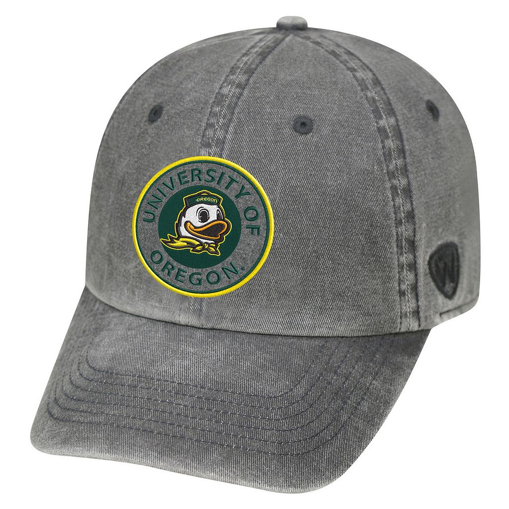 Adult Oregon Ducks Fun Park Vintage Adjustable Cap