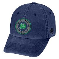 Adult Notre Dame Fighting Irish Fun Park Vintage Adjustable Cap