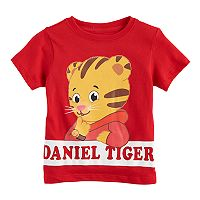 Toddler Boy Daniel Tiger Graphic Tee