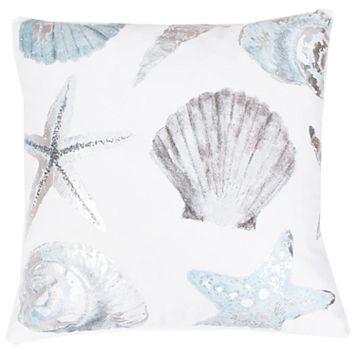 Thro by Marlo Lorenz Lima Shell Throw Pillow