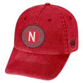 Adult Nebraska Cornhuskers Fun Park Vintage Adjustable Cap