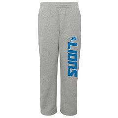 Boys 8-20 Detroit Lions Fleece Lounge Pants
