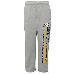 Boys 8-20 Green Bay Packers Fleece Lounge Pants