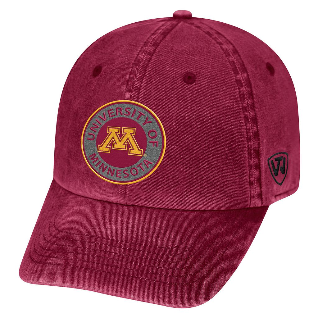 Adult Minnesota Golden Gophers Fun Park Vintage Adjustable Cap