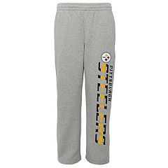 Boys 8-20 Pittsburgh Steelers Fleece Lounge Pants