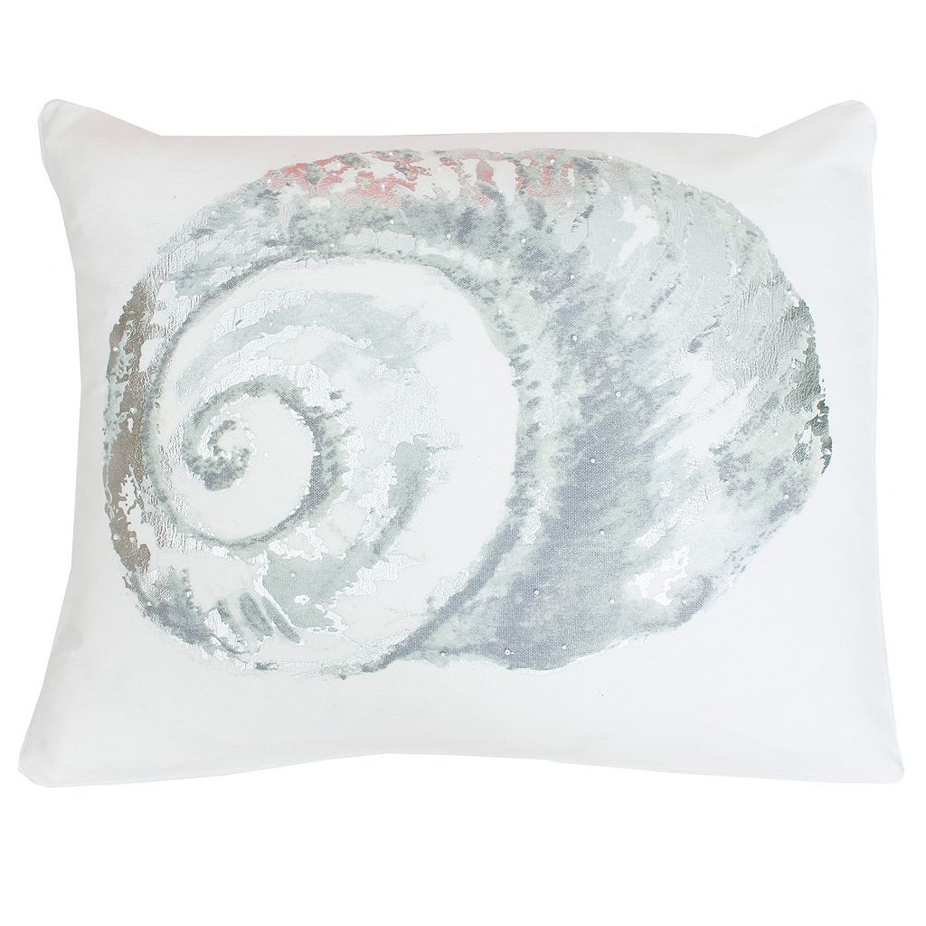 Thro by Marlo Lorenz Marcell Shell Oblong Throw Pillow