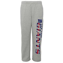 Boys 8-20 New York Giants Fleece Lounge Pants