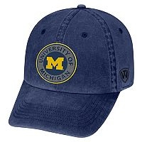 Adult Michigan Wolverines Fun Park Vintage Adjustable Cap