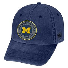 Adult Michigan Wolverines Fun Park Vintage Adjustable Cap