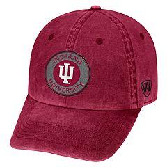 Adult Indiana Hoosiers Fun Park Vintage Adjustable Cap