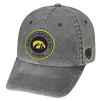 Adult Iowa Hawkeyes Fun Park Vintage Adjustable Cap