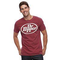 Men's Dr. Pepper Logo Tee