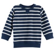 Baby Boy Jumping Beans® Striped Thermal Terry Top