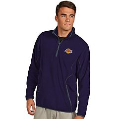 Men's Antigua Los Angeles Lakers Ice Pullover