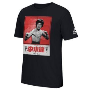 Men's Reebok UFC Bruce Lee Matinee Tee