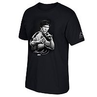 Men's Reebok UFC Bruce Lee Drawing Tee