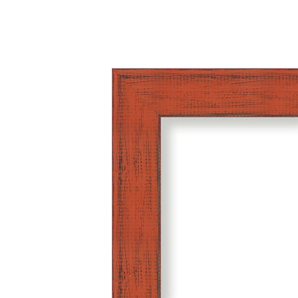 Amanti Art Rustic Orange Magnetic Bulletin Board Wall Decor