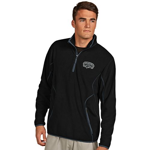 Men's Antigua San Antonio Spurs Ice Pullover