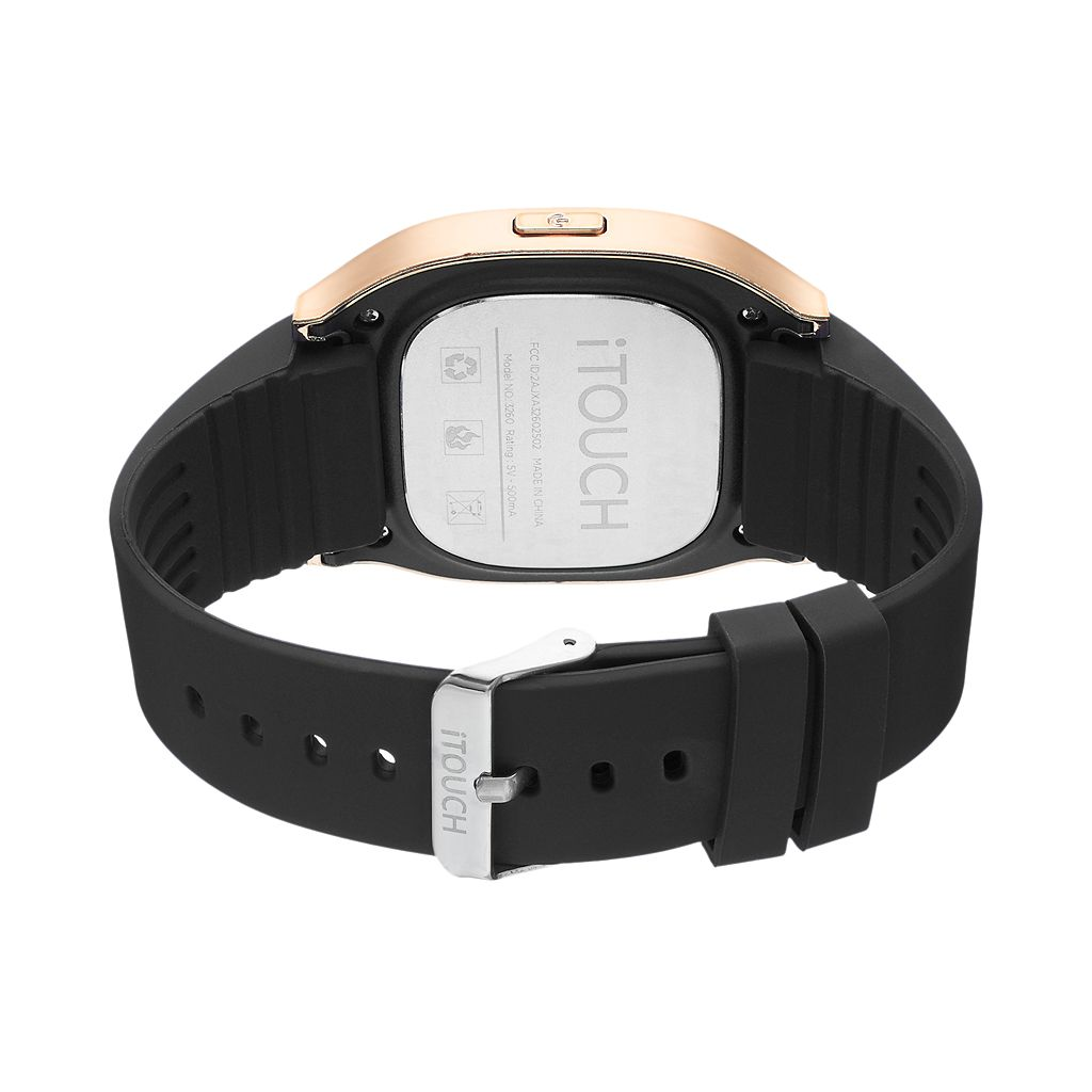 iTouch Unisex Smart Watch - KO3260RG590-400