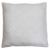 Thro by Marlo Lorenz Asa Faux Diamond Studded Throw Pillow