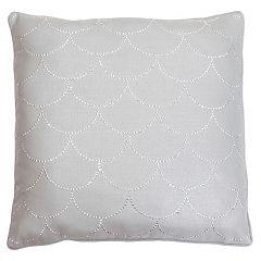 Thro by Marlo Lorenz Asa Faux Diamond Studded Throw Pillow