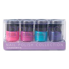 Academy of Colour Brights 4 pc Nail Polish Set