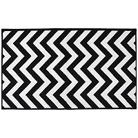 Garland Rug Large Chevron Rug - 5' x 7'