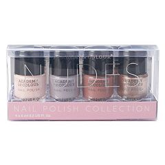 Academy of Colour Nudes 4 pc Nail Polish Set
