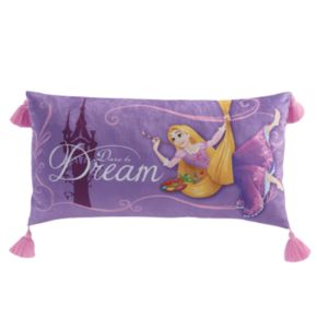 Disney Princess Dare To Dream Throw Pillow by Jumping Beans®
